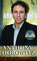 Cover image for Anthony Horowitz