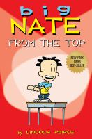 Cover image for Big Nate from the top