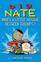 Cover image for What's a little noogie between friends?
