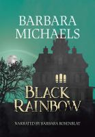 Cover image for Black rainbow Someone in the house series, book 1