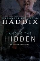 Cover image for Among the hidden
