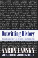 Cover image for Outwitting history the amazing adventures of a man who rescued a million Yiddish books
