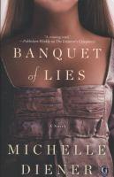 Imagen de portada para Banquet of lies