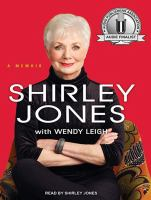 Cover image for Shirley Jones a memoir