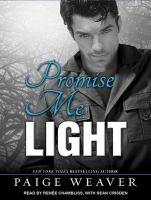 Cover image for Promise me light