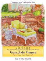 Cover image for Grace under pressure