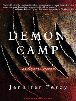 Cover image for Demon camp a soldier's exorcism