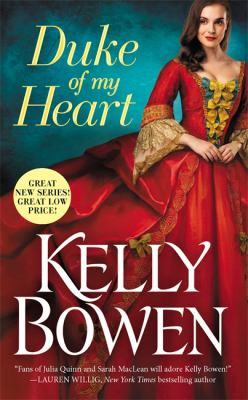 Cover image for Duke of my heart