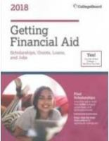 Cover image for Getting financial aid.