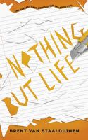 Cover image for Nothing but life