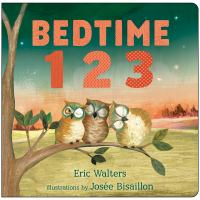 Cover image for Bedtime 123