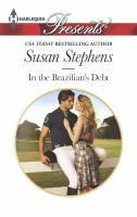 Cover image for In the Brazilian's debt