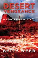 Cover image for Desert vengeance