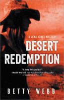 Cover image for Desert redemption