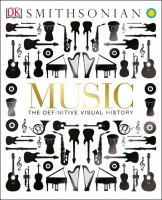 Cover image for Music : the definitive visual history.