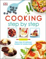 Cover image for Cooking step by step.