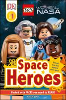 Cover image for Space heroes