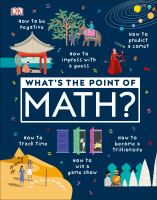 Cover image for What's the point of math?