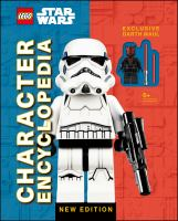 Cover image for LEGO Star wars character encyclopedia