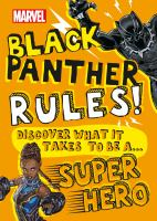 Cover image for Black Panther rules!