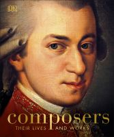 Cover image for Composers : Their Lives and Works