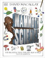 Cover image for Mammoth science : (with a little help from some elephant shrews)