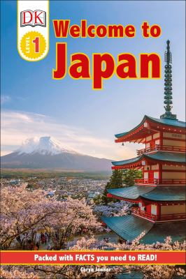 Cover image for Welcome to Japan