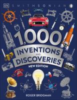 Cover image for 1000 inventions and discoveries