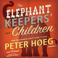 Cover image for The elephant keepers' children