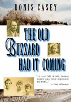 Cover image for The old buzzard had it coming