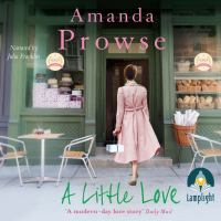 Cover image for A little love