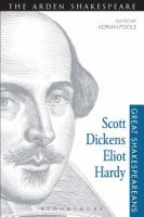 Cover image for Scott, Dickens, Eliot, Hardy