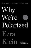 Cover image for Why we're polarized