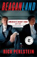 Cover image for Reaganland : America's right turn, 1976-1980