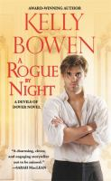 Cover image for A rogue by night