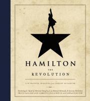Cover image for Hamilton The Revolution.