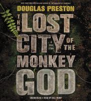 Cover image for The lost city of the monkey god a true story.