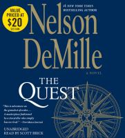 Cover image for The quest