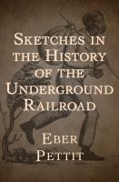 Cover image for Sketches in the history of the Underground railroad