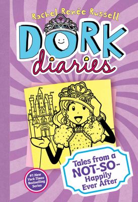 Cover image for Dork diaries : Tales from a not-so-happily ever after Dork Diaries Series, Book 8.