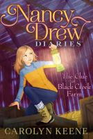Cover image for The clue at black creek farm