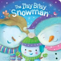 Cover image for The itsy bitsy snowman