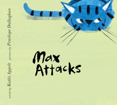 Cover image for Max attacks