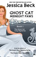 Cover image for Ghost cat : midnight paws