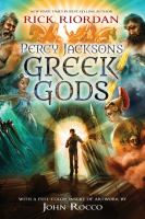 Cover image for Percy Jackson's greek gods