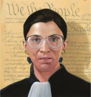 Cover image for Ruth objects : the life of Ruth Bader Ginsburg