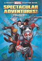 Cover image for Spectacular adventures! : 3 books in 1.