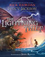 Cover image for The lightning thief