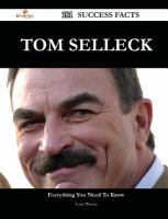 Cover image for Tom Selleck : everything you need to know about Tom Selleck