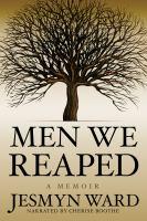 Cover image for Men we reaped A memoir
